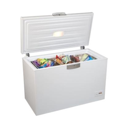 Attēls no BEKO Freezer box HSA37540N 350L, Energy class E (old A++), White