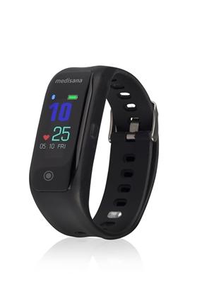 Изображение Medisana ViFit Run Wristband activity tracker Black