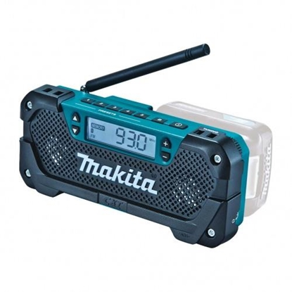 Attēls no Cordless Radio 10.8V Makita MR052