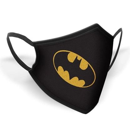 Attēls no Face Mask: DC Comics - Batman Logo