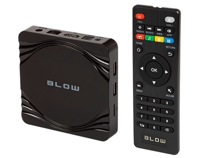 Picture of Odtwarzacz multimedialny Android TV BOX Bluetooth