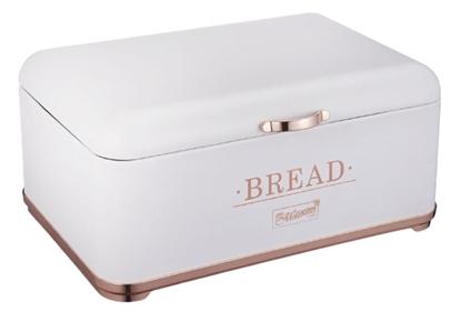 Picture of Maestro MR-1677-CU-W bread box Rectangular