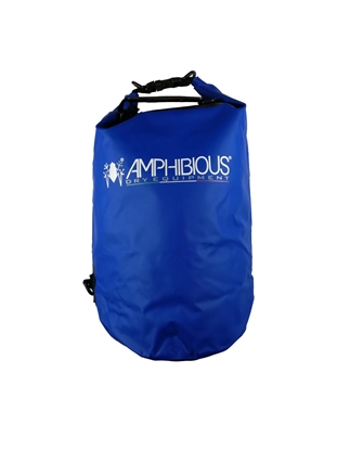 Attēls no AMPHIBIOUS WATERPROOF BAG TUBE 20L BLUE P/N: TS-1020.02