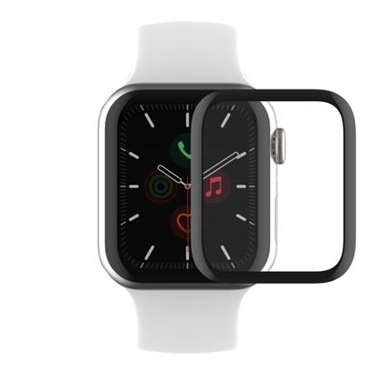 Изображение Belkin ScreenForce TrueCl. Curve Apple Watch 5/4 40mm OVG001zzBLK