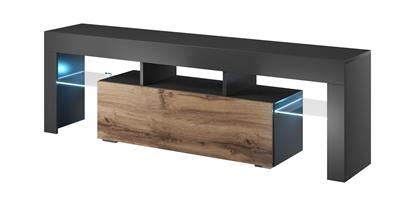 Picture of Cama TV stand TORO 138 antracite/wotan