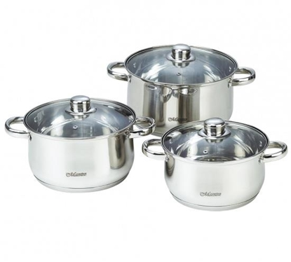 Picture of Maestro MR-2020-6XL A set of pots of 6 elements