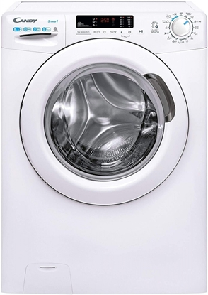 Изображение Candy Smart CSWS 4852DWE/1-S washer dryer Freestanding Front-load White E