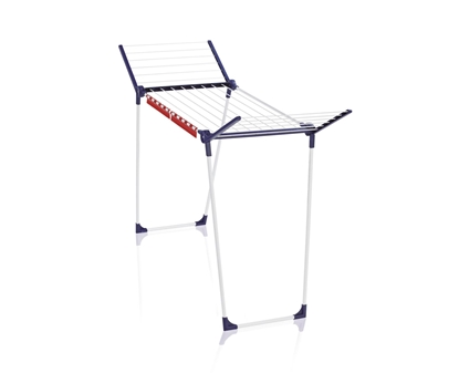 Изображение LEIFHEIT Pegasus 150 Clothes horse wing Blue,White