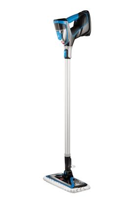Изображение Bissell Steam Mop PowerFresh Slim Steam Power 1500 W, Water tank capacity 0.3 L, Blue
