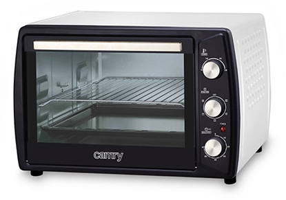 Picture of Camry CR 6007 42 L, No, Electric Oven, White/Black, 1800 W