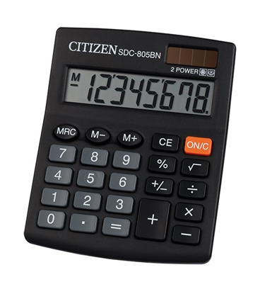 Attēls no Citizen Calculator SDC 805BN