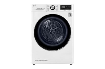 Изображение LG RC80V9AV3Q tumble dryer Freestanding Front-load 8 kg A+++ White