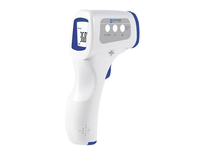 Attēls no Oromed ORO-T60 PERFECT Remote sensing thermometer Blue, White Universal Buttons