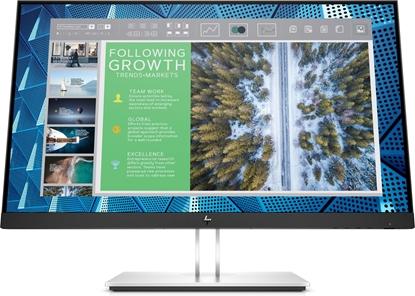 "Picture of HP EliteDisplay E24q G4 QHD Monitor - 23.8"" 2560x1440 QHD AG, IPS, DisplayPort/HDMI/VGA, 4x USB 3.0, height adjustable, 3 years"