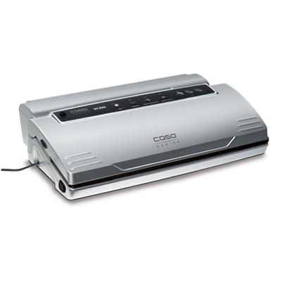 Picture of Caso Bar Vacuum sealer VC200 Power 120 W, Temperature control, Silver