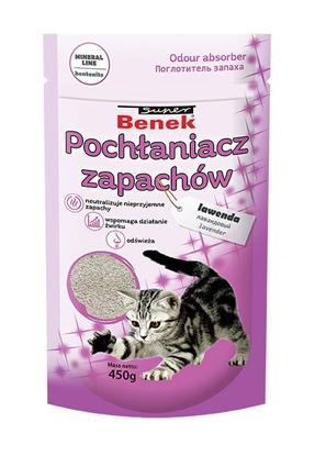 Изображение CERTECH Odour Absorber Super Benek Lavender 450 g