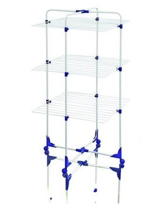 Attēls no Leifheit TOWER 270 81454 laundry drying rack/line