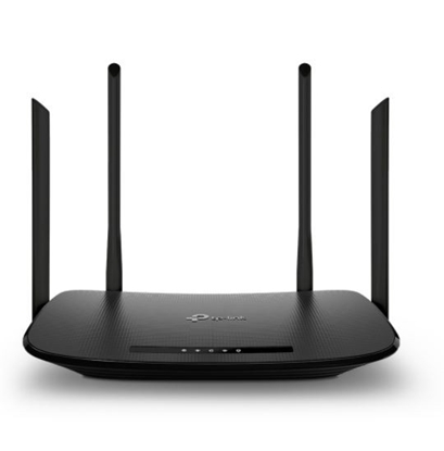Изображение TP-LINK Archer VR300 AC1200 wireless router Fast Ethernet Dual-band (2.4 GHz / 5 GHz) Black
