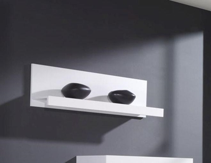 Изображение Cama shelf SAMBA white mat