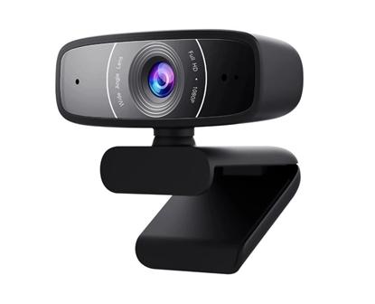 Attēls no ASUS C3 webcam 1920 x 1080 pixels USB 2.0 Black