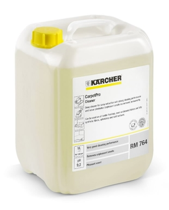 Attēls no Carper cleaner RM 764, 10 L, Kärcher