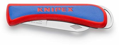 Attēls no Elektriķu kabatas nazis ar 80mm asmeni, Knipex