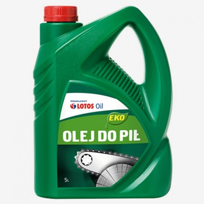 Attēls no Ķēdes eļļa OIL FOR SAW ECO 5L, Lotos Oil