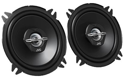 Изображение JVC CS-J520X car speaker 2-way 250 W Round