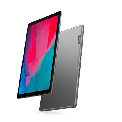 "Picture of Lenovo Tab M10 64 GB 25.6 cm (10.1"") Mediatek 4 GB Wi-Fi 5 (802.11ac) Android 10 Grey"