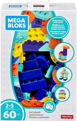 Picture of Fisher Price Trendy Blocks 60