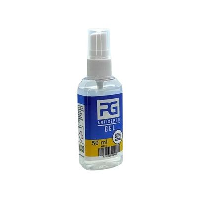 Изображение PG TakeAway Augstas kvalitātes Roku Dezinfekcijas līdzeklis - Gels ar 80% Etanola saturu 50ml