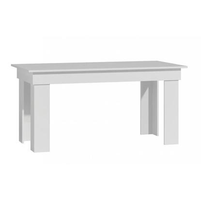 Attēls no Topeshop SO MADRAS BIEL coffee/side/end table Side/End table Free-form shape 4 leg(s)
