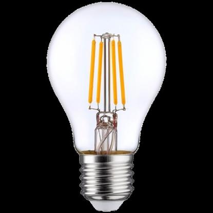 Изображение A60 LED FILAMENT DIMM FL-A60-70105 11W 1521lm 300° E27 2700K 220-240V LEDURO DIMMĒJAMA