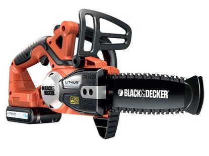 Изображение Black & Decker GKC1820L20 Black,Orange