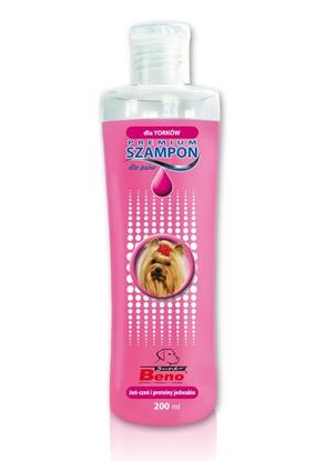 Изображение Certech Super Beno Premium - Shampoo for yorkies hair 200 ml