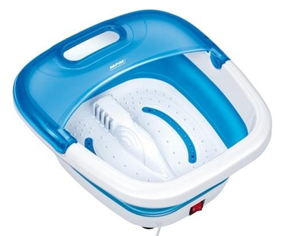 Picture of MPM MMS-04 massager Foot Blue, White