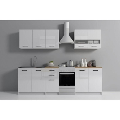 Изображение Topeshop KUCHNIA SET BIEL AKR kitchen/dining room furniture set