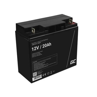 Attēls no Akumulator AGM 12V 20Ah