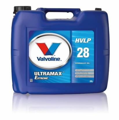 Изображение Hidraulikas eļļa Ultramax EXTREME HVLP 28 20L, Valvoline