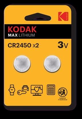 Attēls no Kodak CR2450 Single-use battery Lithium