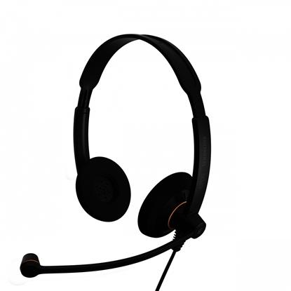 Изображение  / SENNHEISER SC 60 USB ML - Profesjonalna słuchawka telekomunikacyjna