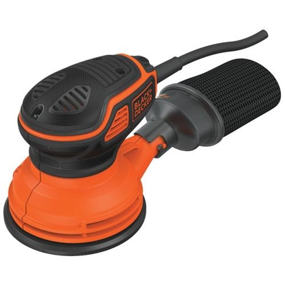 Изображение Black & Decker KA199 Disc sander 14000 RPM Black, Orange 240 W