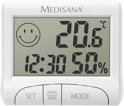 Picture of Medisana Digital Thermo Hygrometer HG 100