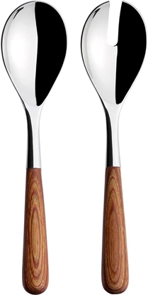 Picture of IITTALA Piano Serving Set, Wooden Handle, 2 pcs