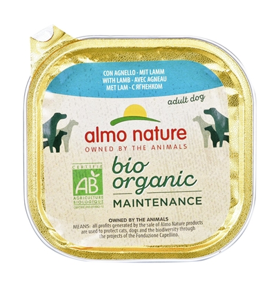 Attēls no ALMO NATURE Daily Menu BIO Dog Lamb 300 g