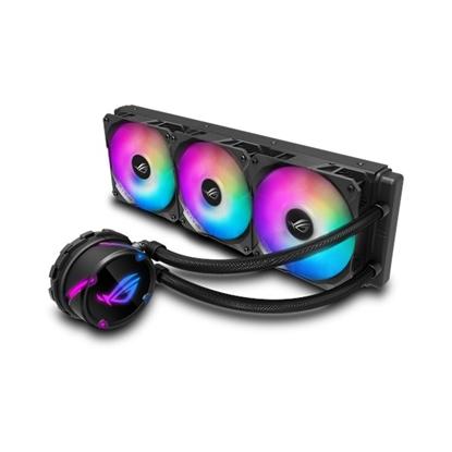Attēls no ASUS ROG STRIX LC 360 RGB computer liquid cooling