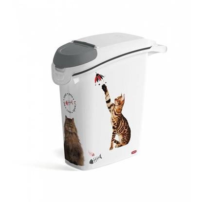 Изображение Barības trauks Cats 10kg 23l