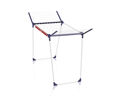 Изображение LEIFHEIT Pegasus 180 Classic Floor-standing rack Blue, White