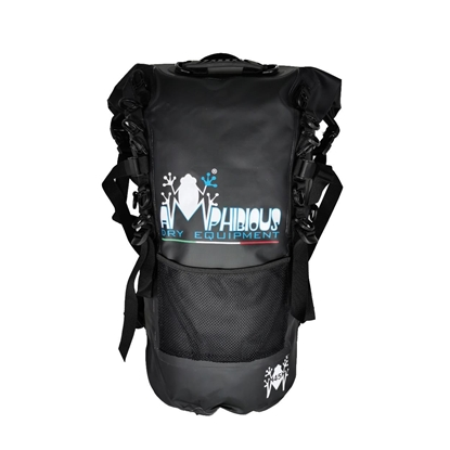 Attēls no AMPHIBIOUS WATERPROOF BACKPACK QUOTA 45L BLACK P/N: ZSA-2045.01
