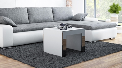 Attēls no Cama TESS60 BI/CZ coffee/side/end table Coffee table Square shape 2 leg(s)